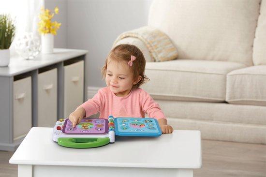 1. VTech Baby mijn eerste 100 woordjes (educatieve spelletjes voor kinderen)
