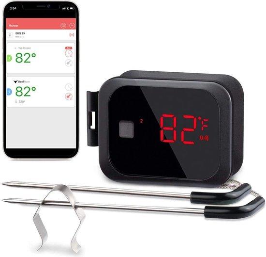 3. Promida Barbecue Kernthermometer - top 5 beste kernthermometers voor het meten van de barbecue temperatuur
