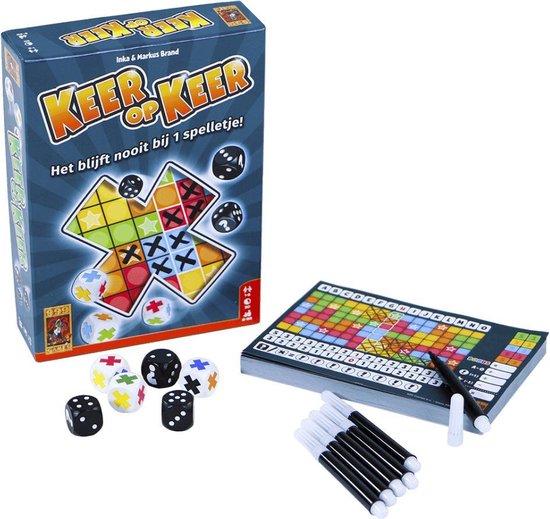 3. Keer-op-keer dobbelspel - De 10 leukste familie spelletjes voor volwassenen