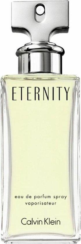 4. Calvin Klein Eternity Eu de Parfum - Top 5 beste parfums voor jouw vriendin/vrouw