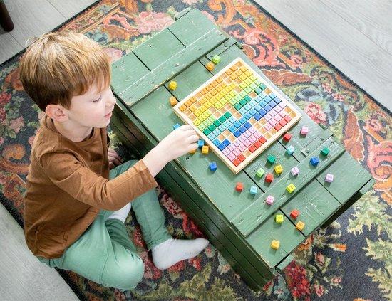 4. New Classic toys- Telraam rekentafels leren (educatieve spelletjes voor kinderen)