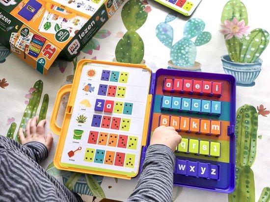 6. Ik leer lezen (educatieve spelletjes voor kinderen)