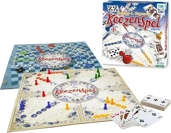 8. Keezenspel- Bordspel - De 10 leukste familie spelletjes voor volwassenen