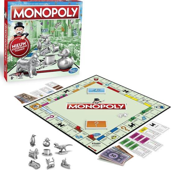 9. Monopoly Classic - De 10 leukste familie spelletjes voor volwassenen