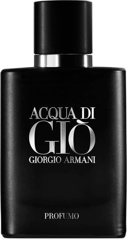 Giorgio Armani Acqua di Gio Profumo - Top 5 beste parfums voor jouw man/vriend