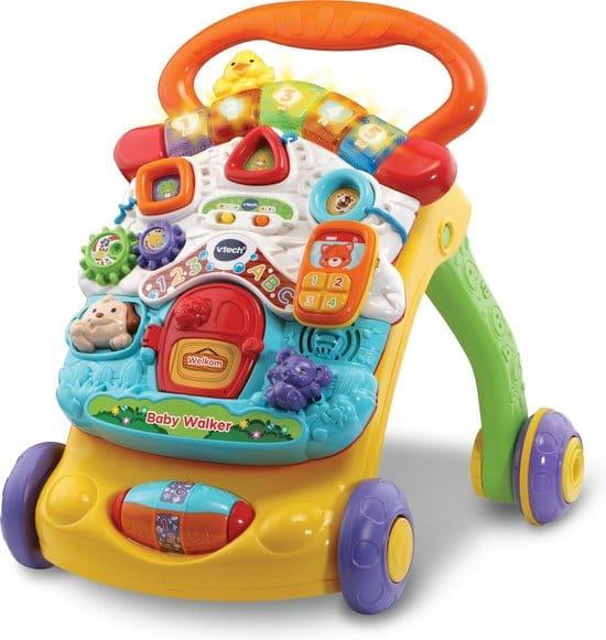 Top 5 populairste cadeaus voor kinderen tussen de 0-2 jaar: VTech baby walker loopwagen