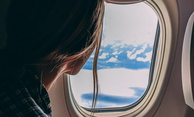 genieten van jouw vlucht