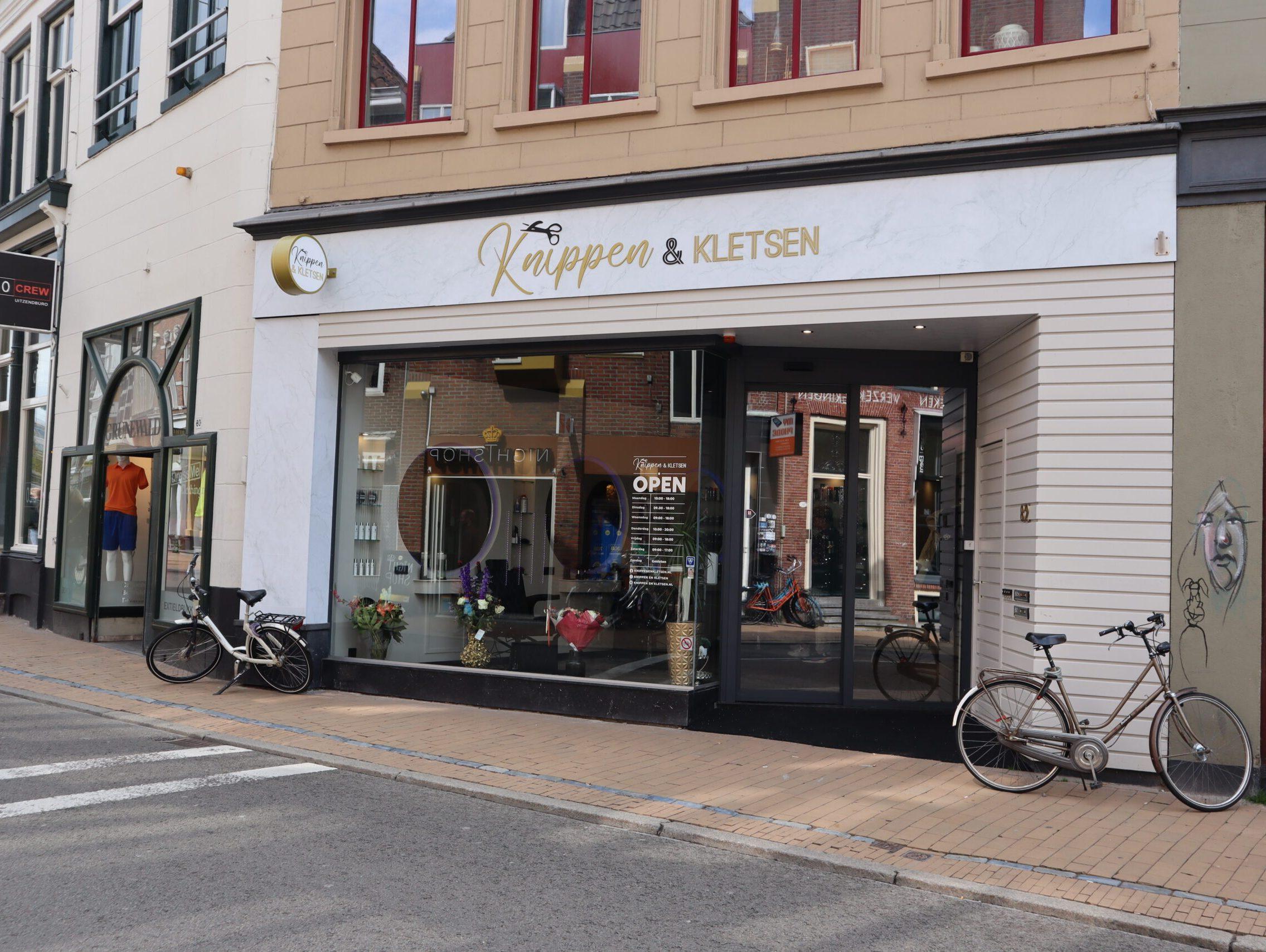 Knippen & Kletsen - Leukste kapper Groningen