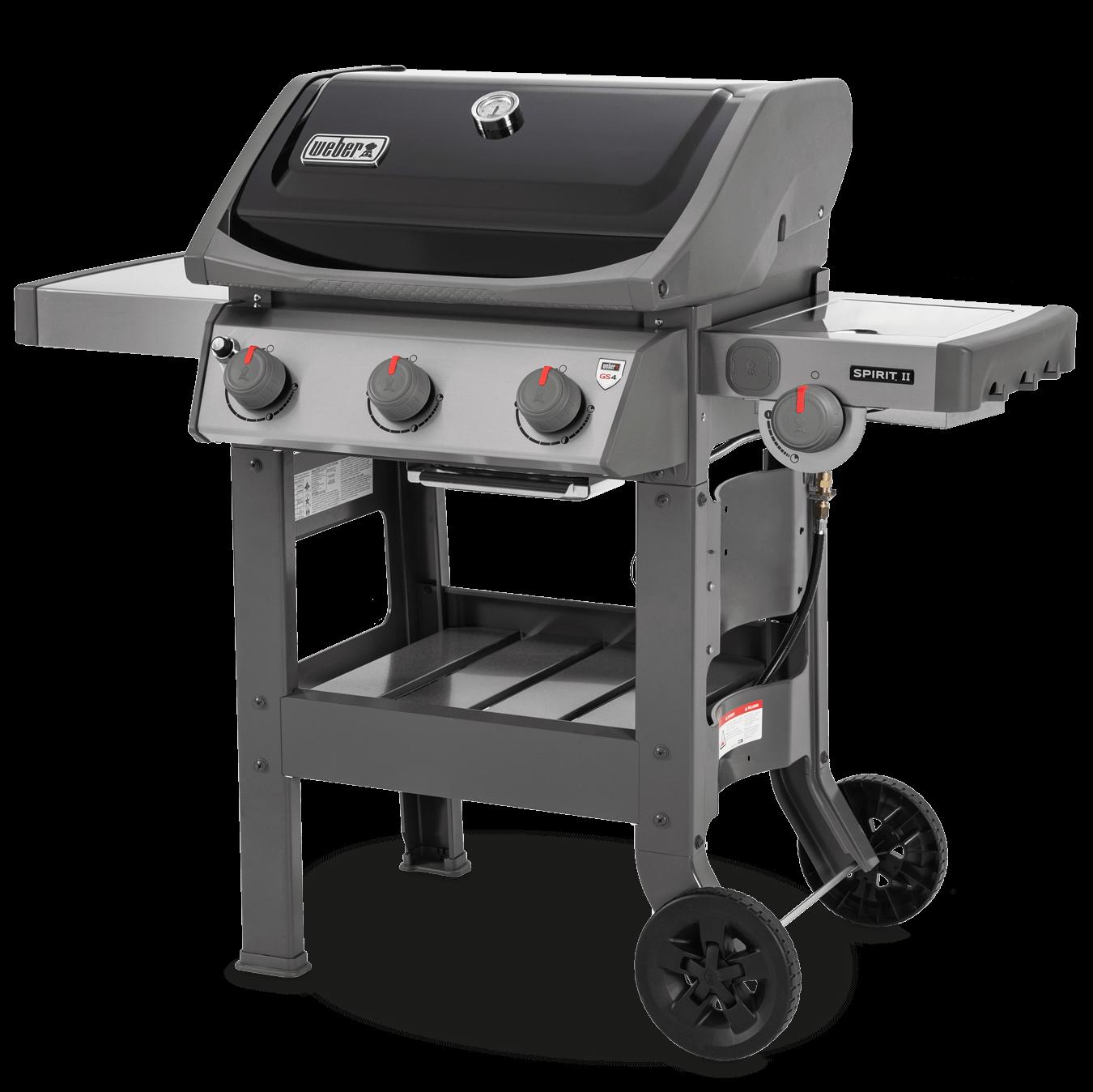Weber Spirit 2 E-320 GBS - beste barbecue
