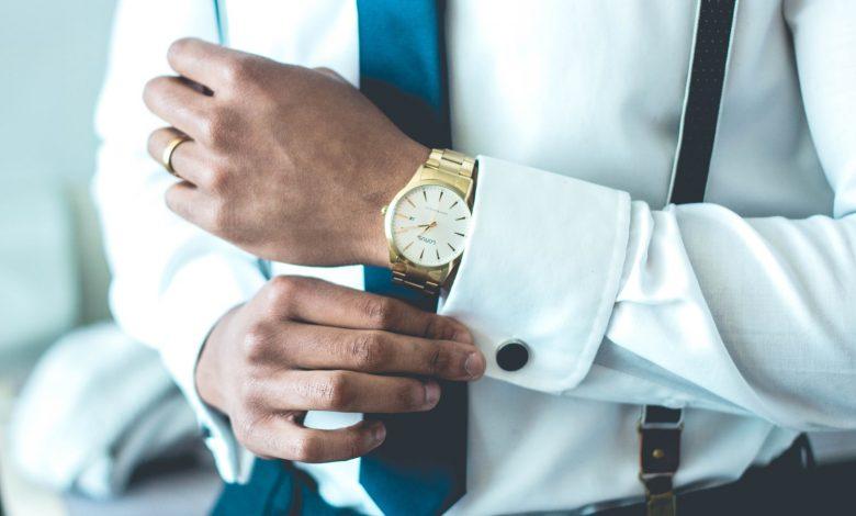 6 herenhorloges voor op het werk