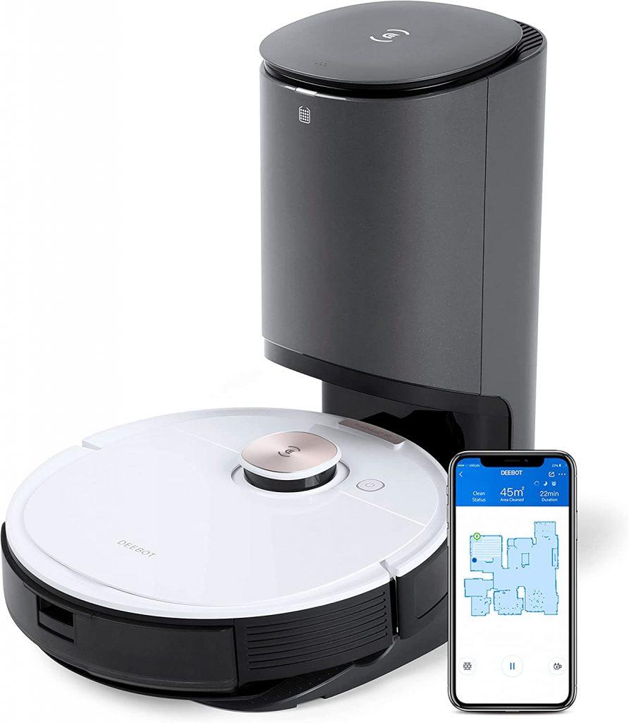 ECOVACS Deebot robotstofzuiger
