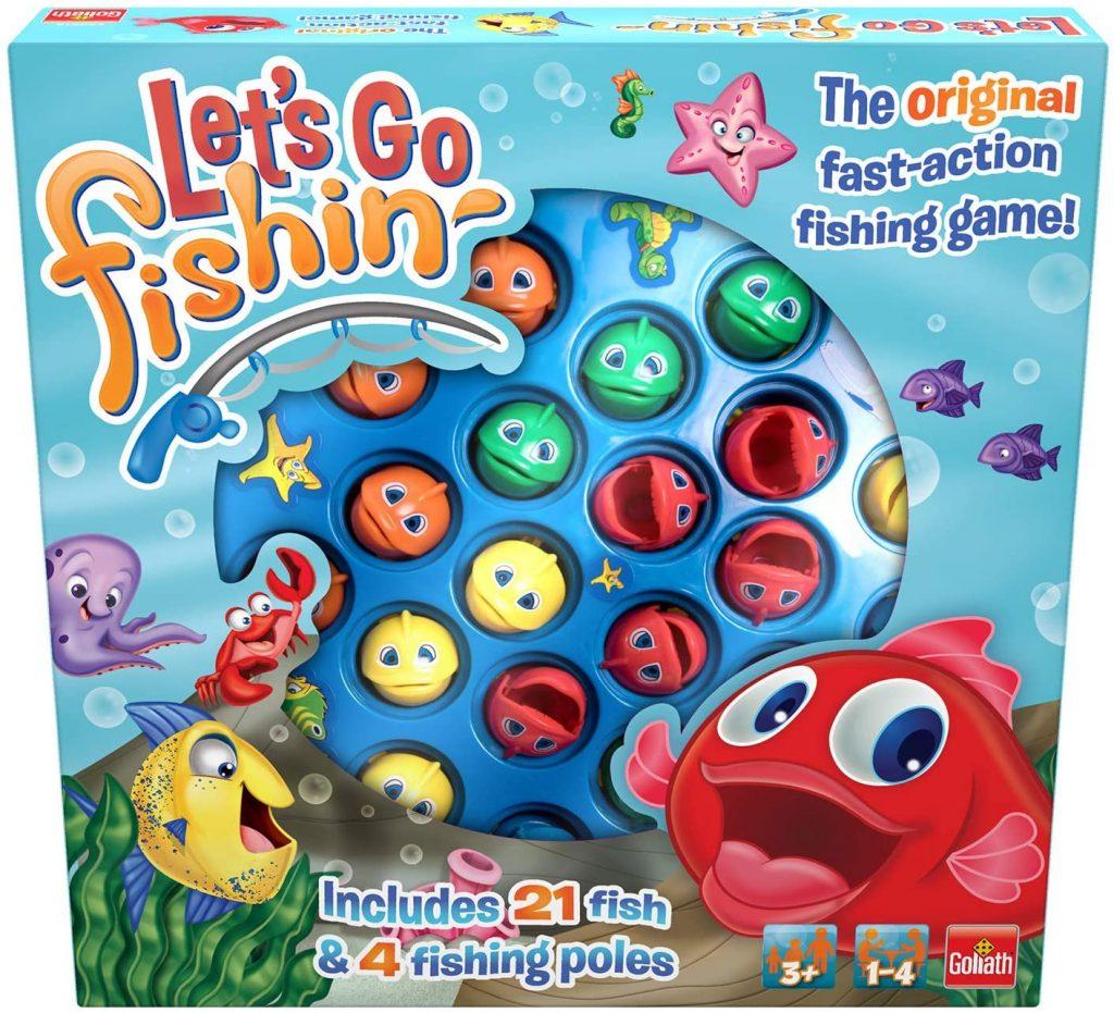 Goliath- let's go fishing