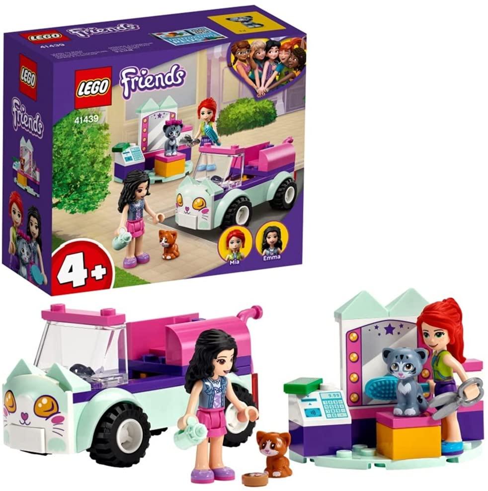 Lego friends verzorgingsauto