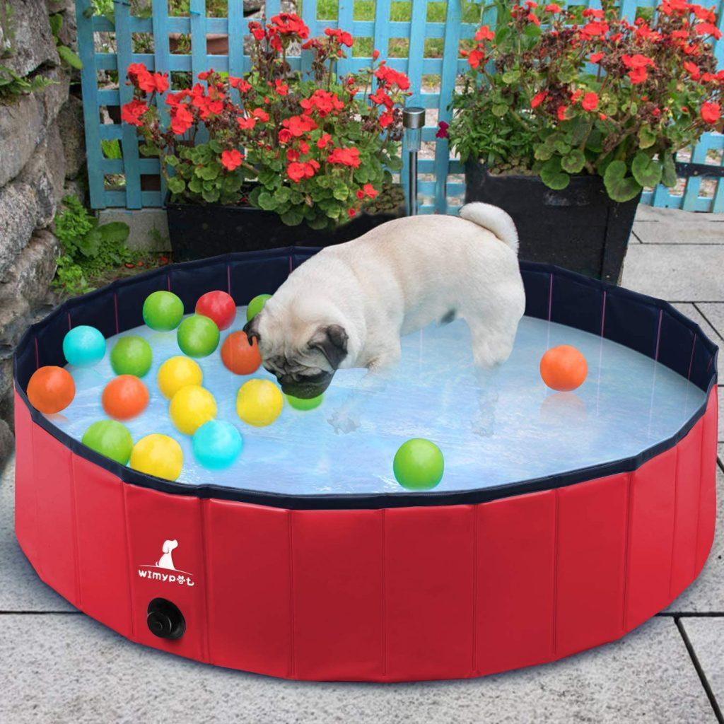 Wimypet S-L opvouwbare leukste zwembadjes voor huisdieren