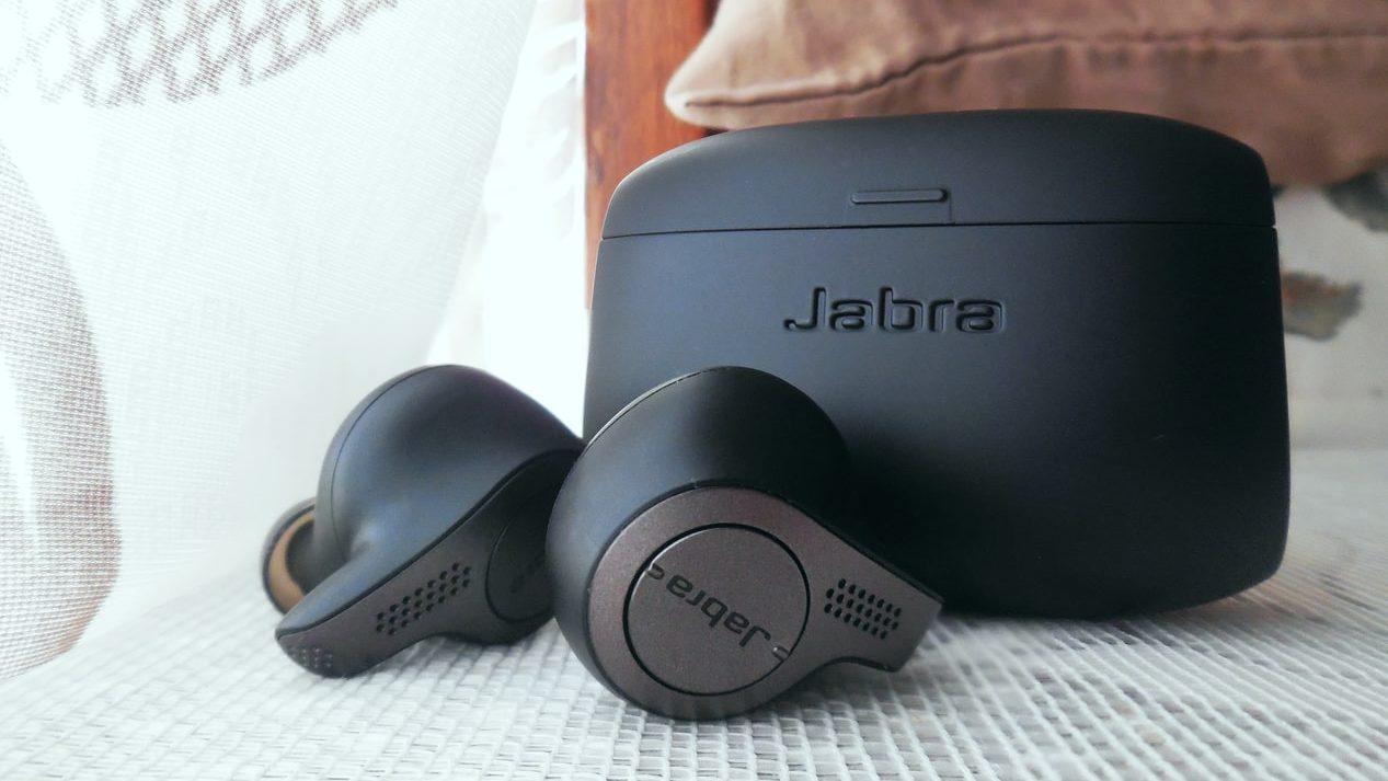 Jabra - beste draadloze oortjes voor op reis