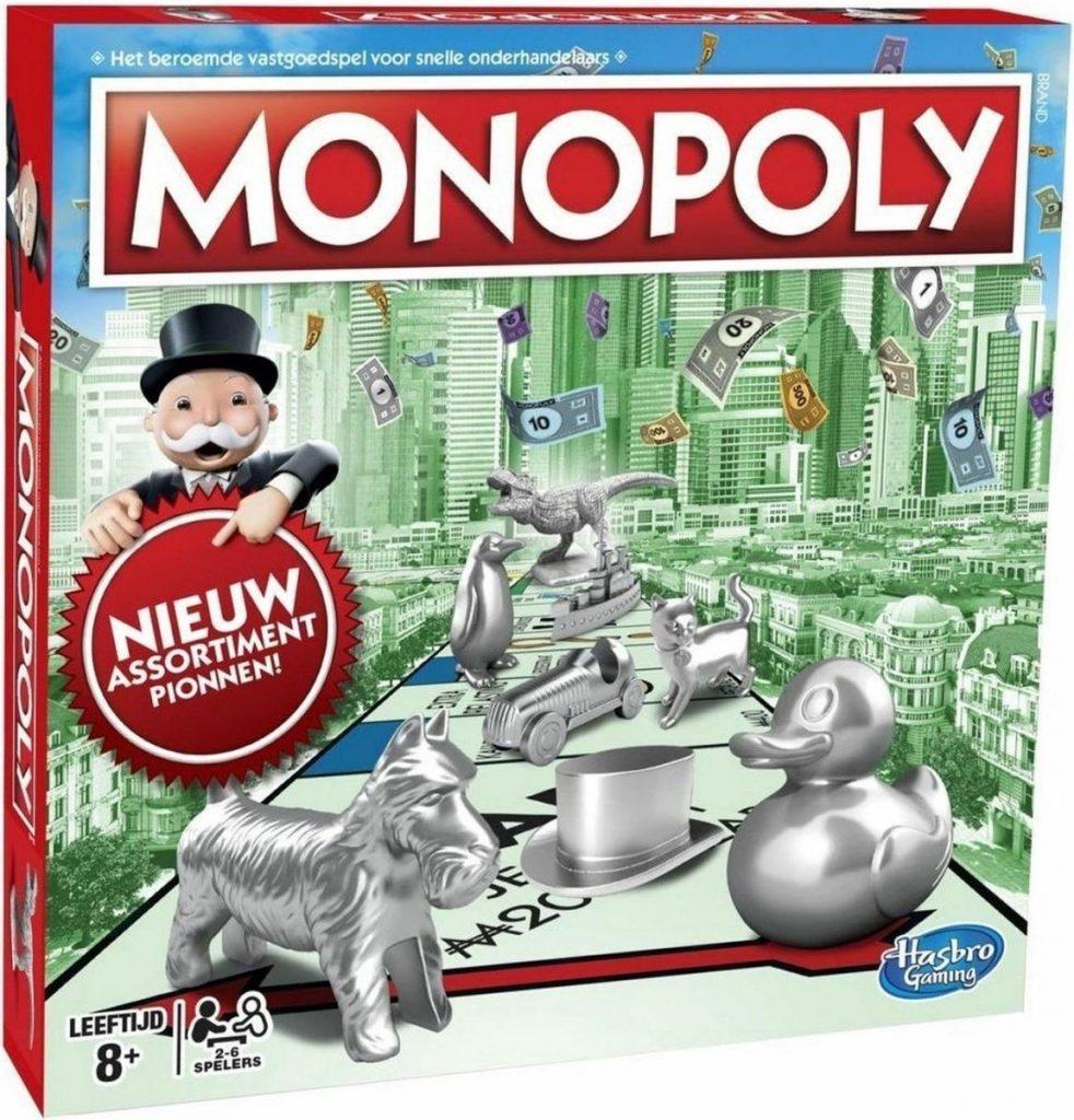 5. Monopoly Classic Nederland - Bordspel