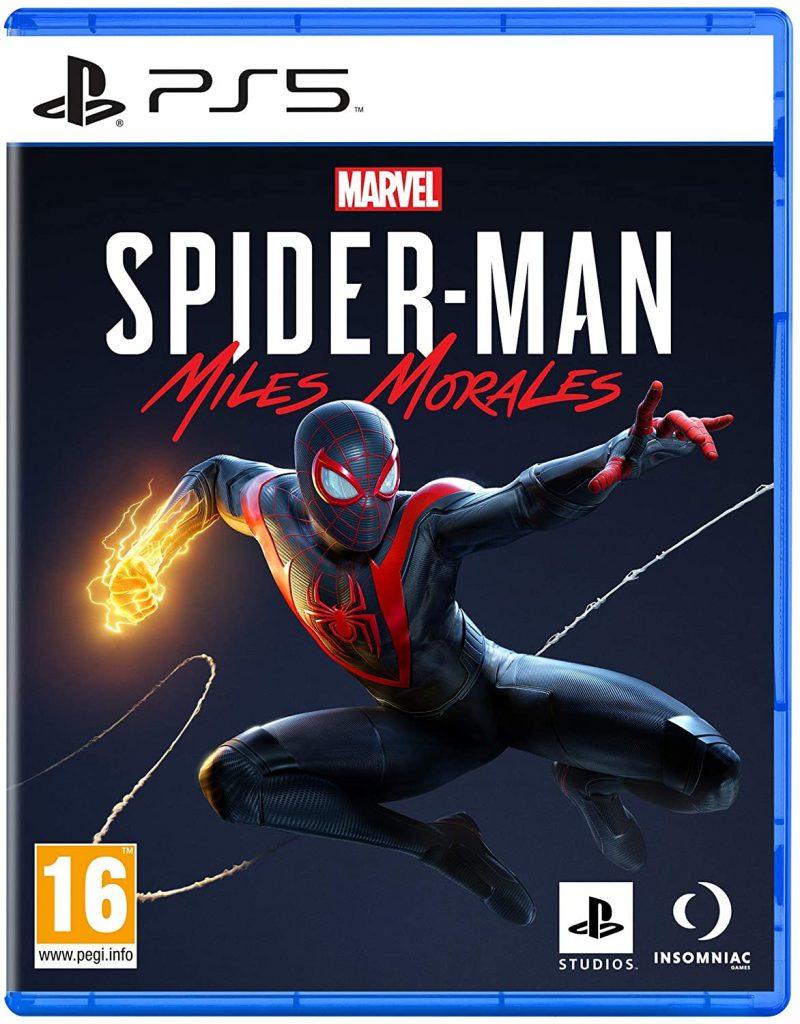 Marvel's Spiderman: Miles Morales edition