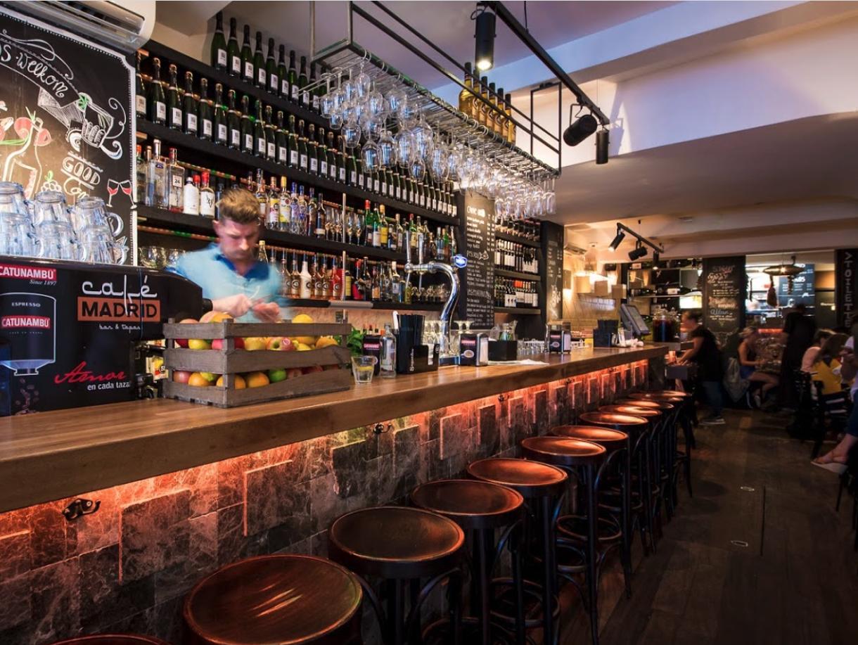 Cafe Madrid - De top 10 leukste cafés/kroegen in Maastricht