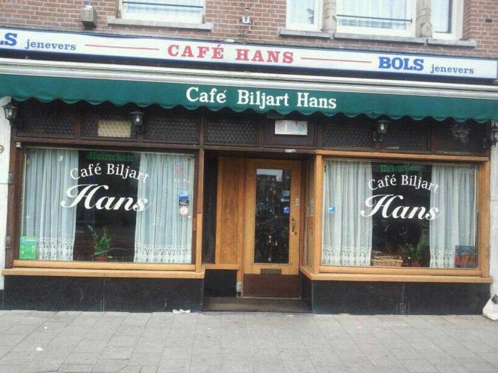 Café Hans Amsterdam