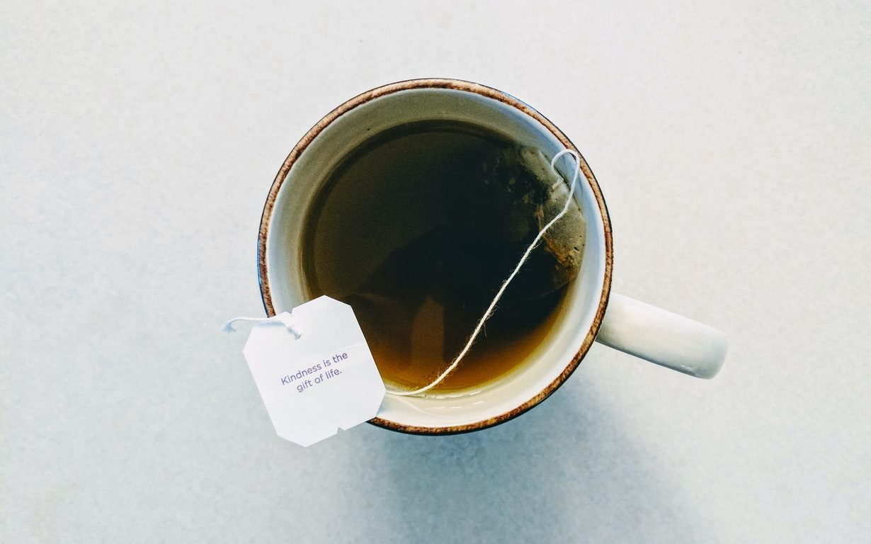 koffie en thee - onmisbare spullen voor in de keuken