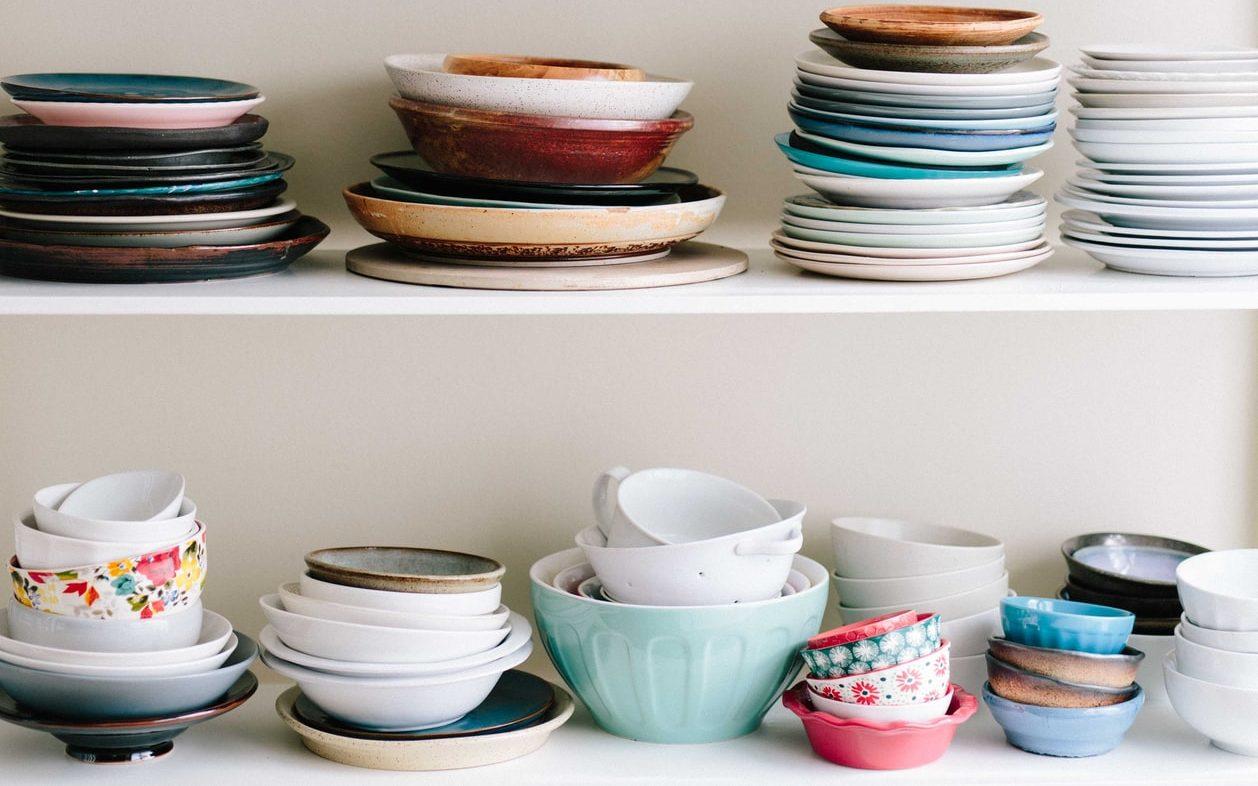 servies & bestek - onmisbare spullen voor in de keuken
