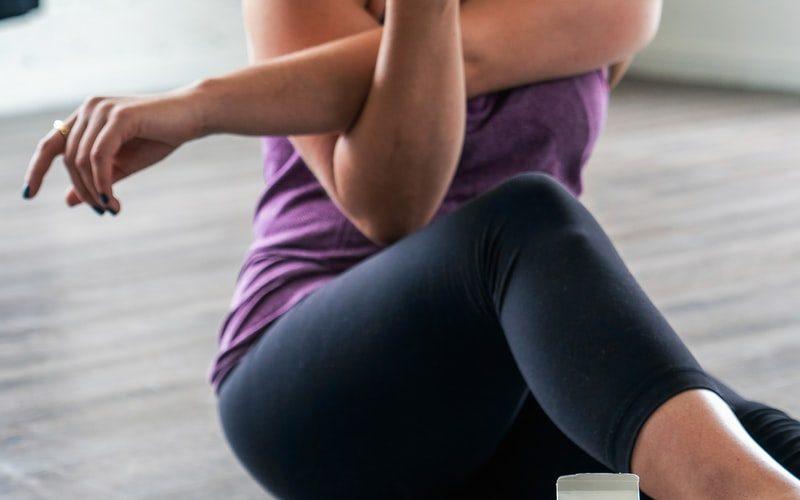 Oefeningen voor je rug en schouders