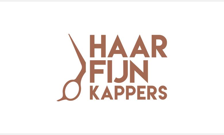 Haarfijn Kappers logo