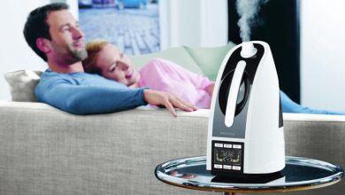Top 8 beste luchtbevochtigers voor in huis