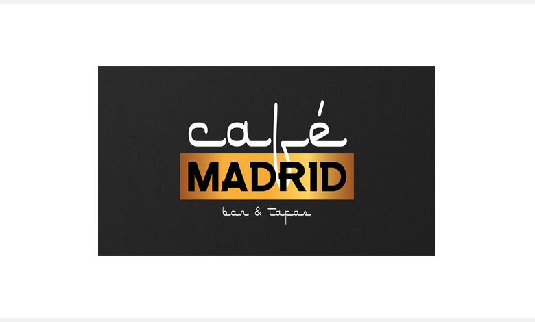 cafe Madrid Maastricht logo