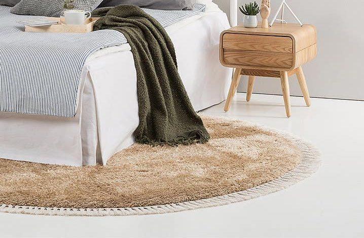 beste vloerkleden voor in de slaapkamer