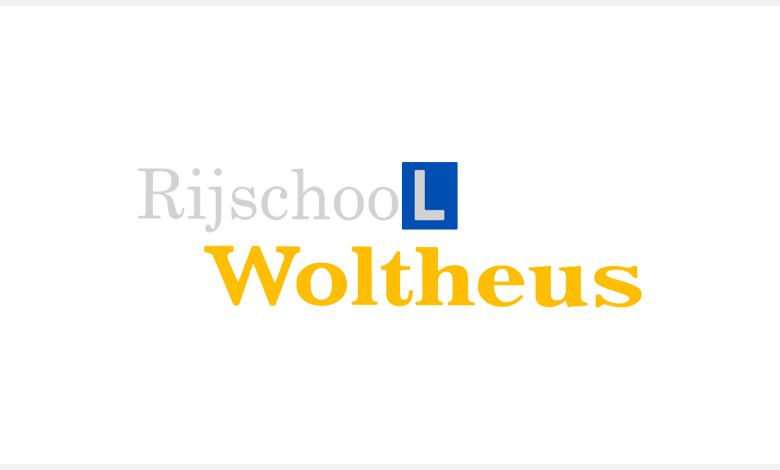 Rijschool Woltheus logo
