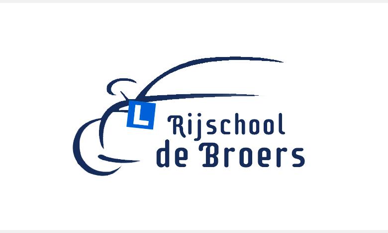 Rijschool de Broers logo
