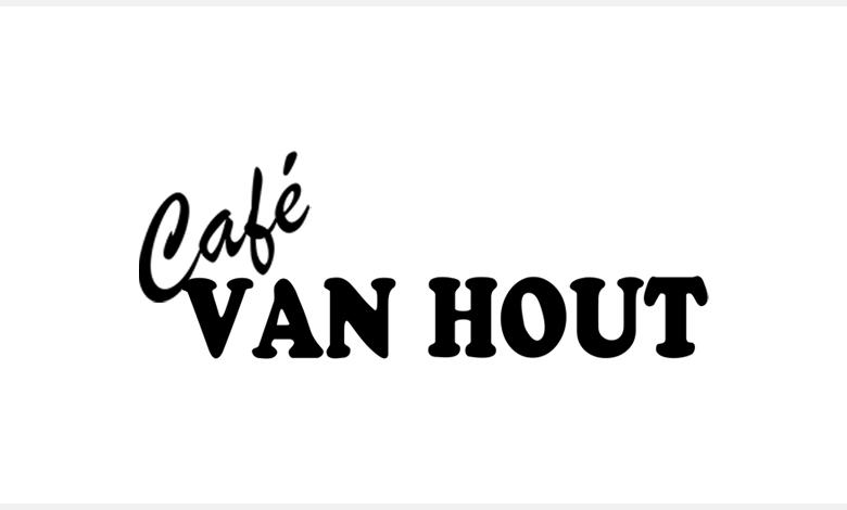 Café van Hout logo
