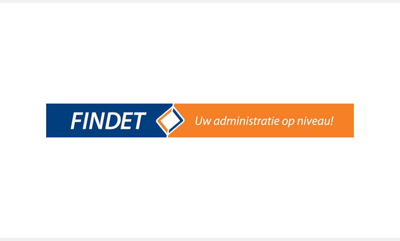 FINDET logo